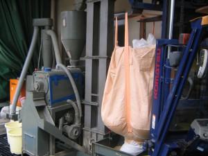 原料処理工程